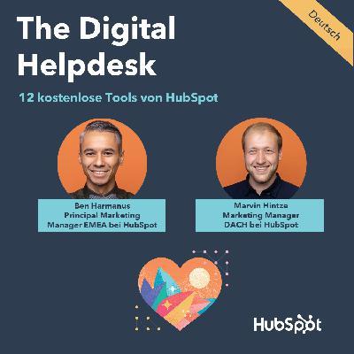 #019 12 kostenlose Tools von HubSpot