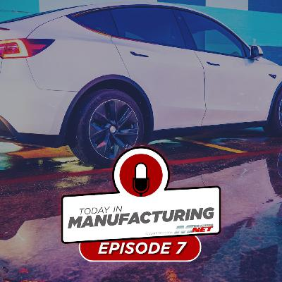 Tesla Crashes, Amputations at Fairbrook & Preparing for 'The Big One': Today in Manufacturing Ep. 7