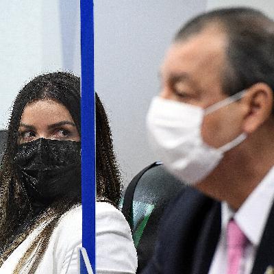 Abuso de silêncio na CPI; subprocuradores pressionam Aras; e Queiroga critica antecipação de 2ª dose