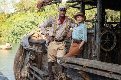 Ep. 630 - Jungle Cruise (GUEST: Peter Sciretta from Slashfilm and Ordinary Adventures)