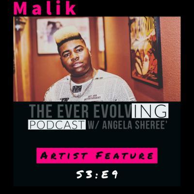Artist Feature: Malik Official