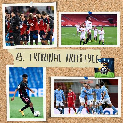 45. El Tribunal Freestyle