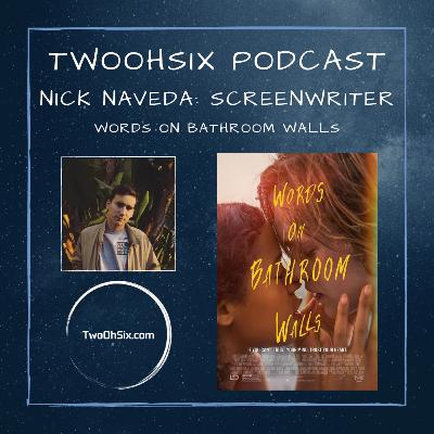 Nick Naveda Interview for Words on Bathroom Walls
