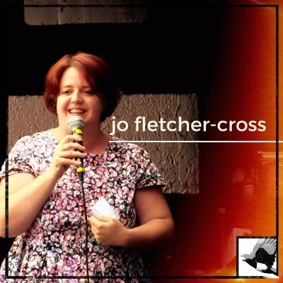 Jo Fletcher-Cross ~ Caledonia | comedy at the May 2015 Sunday Matinée