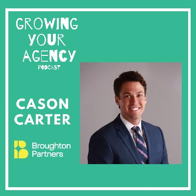 Cason Carter of Broughton Partners built a custom intake process to find the right potential claimants for lawyers