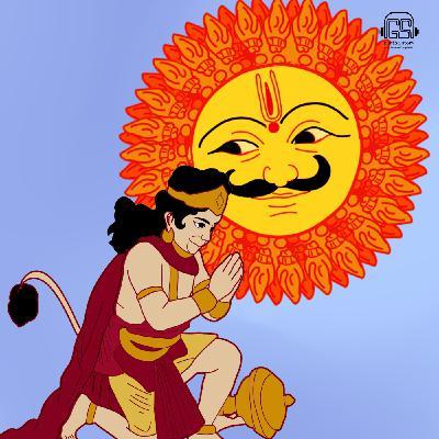 7. Hanuman Jayanti Special: Aanjaneya-Dhyanam-Trikaalavandanam