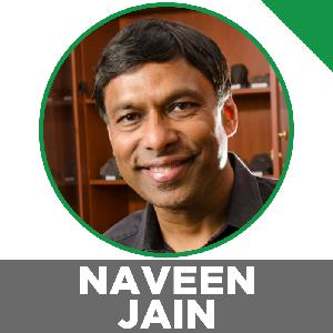 "How To Become A Billionaire, The Brilliance Of ""The Flywheel"", The Future Of Self-Quantification & Anti-Aging & Much More With Naveen Jain."