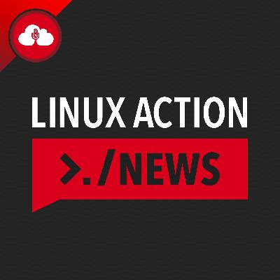Linux Action News 133