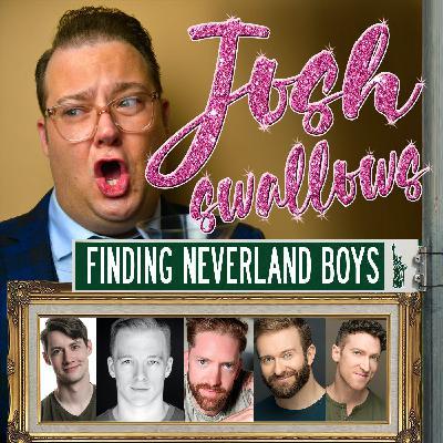 Ep34 - Finding [the] Neverland [boys]: Ryan Worsing, Jonathan Ritter, Colin Cunliffe, Ron Todorowski & Chris Dwan