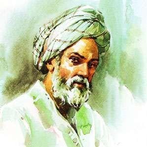 یک روز به شیدایی در زلف تو آویزم - سعدی شیرازی