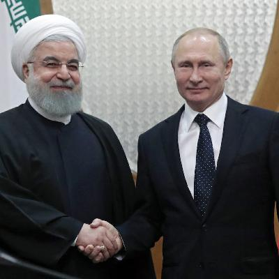 RUSSIA SENDS AWARNING TO U.S CONCERNING IRAN