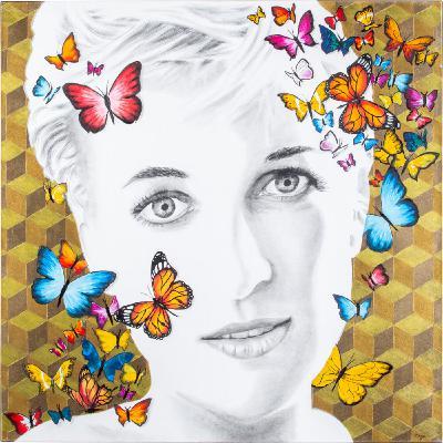 Princess Diana Museum - Kris Cieslak, Artist