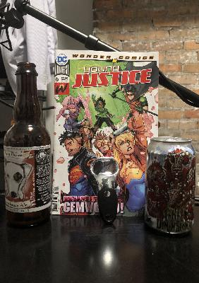 "Drinking Issues 33: ""Young Justice"" #6"