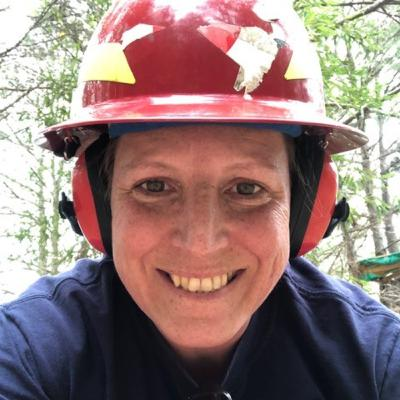 Forestry Women Who Rock - Leslie Boby - Southern Regional Extension Forestry - Episode 51