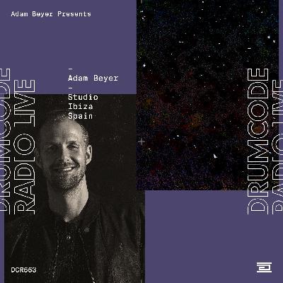 DCR553 – Drumcode Radio Live – Adam Beyer Studio Mix recorded in Ibiza