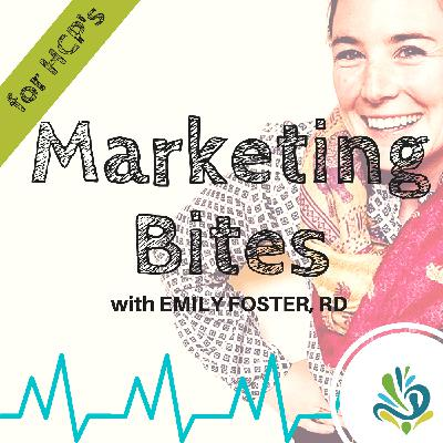 EP06 - Why you should think about experiential marketing for your healthcare business.
