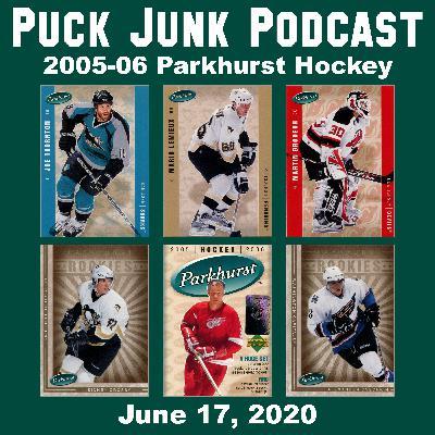 2005-06 Parkhurst Hockey Cards | #62 | 6/17/2020