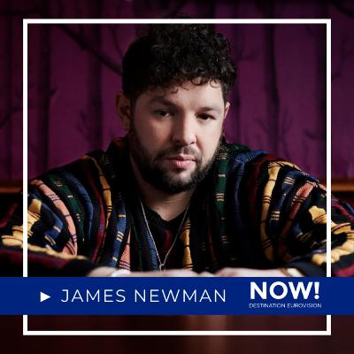 INTERVIEW ► James Newman (The United Kingdom Eurovision 2020)