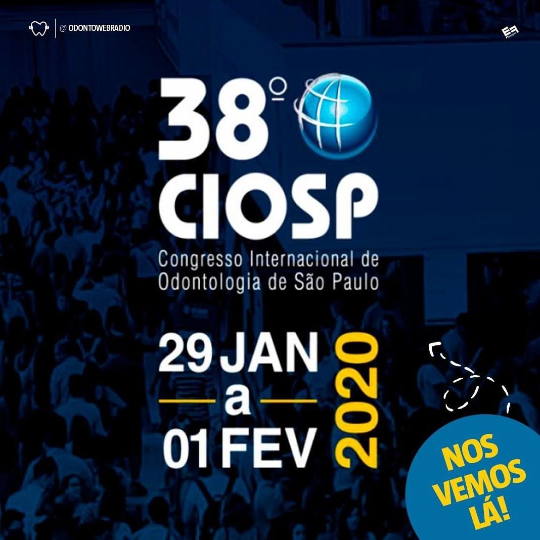 OdontoWebRádio no CIOSP 2020