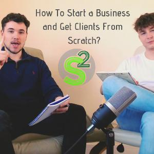 Start a Service Business and Get Clients From Scratch. Q&A at the S² Lounge