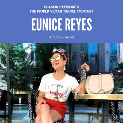 S2 Ep 5 | Armchair Travel | Eunice Reyes - Rated V Food