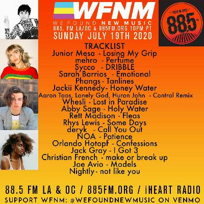 WFNM - 7-19-20 - FULL SHOW
