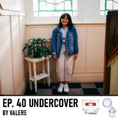 Episode 40: Undercover by Valere [with Creative Therapy Umbrella & Music Therapy Chronicles!!]