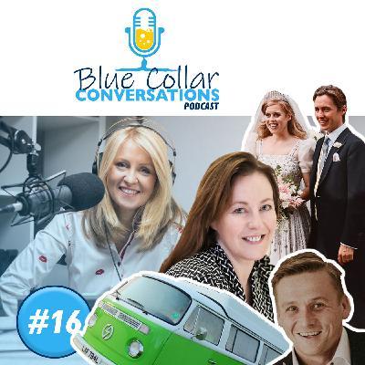 Episode 16: Campervans, pubs, weddings & staycations!