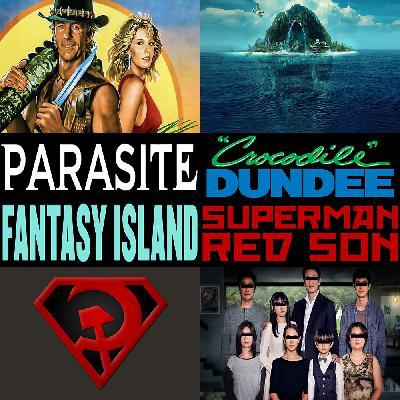 Week 152: (Superman: Red Son (2020), Fantasy Island (2020), Parasite (2019), Crocodile Dundee (1986))