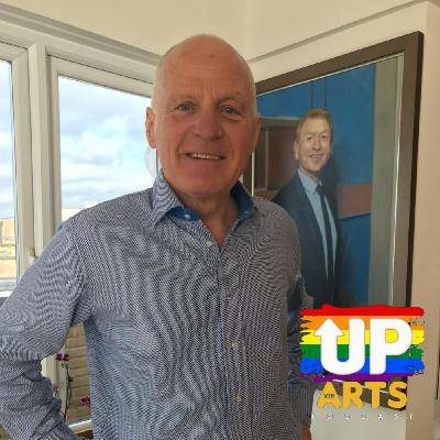 Up The Arts meets EastEnders' star and Lord, Baron Michael Cashman: One of Them, From Albert Square to Parliament Square