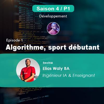 S4P1E1 - Algorithme, sport débutant