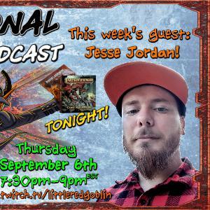 Episode 50: Jesse Jordan!