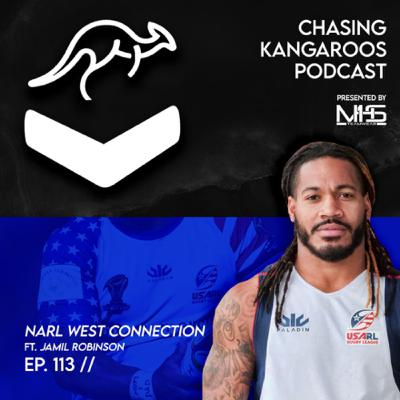 Ep #113 | NARL West Connection