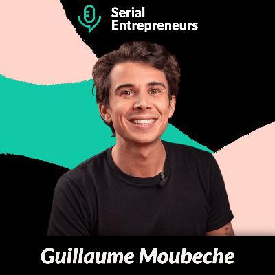 #31 - Guillaume Moubeche (Lemlist) : Créer une boite rentable, en hypercroissance et sans lever des fonds.