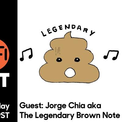 Who/What is The Legendary Brown Note?   The Daily Hi-Fi Podcast