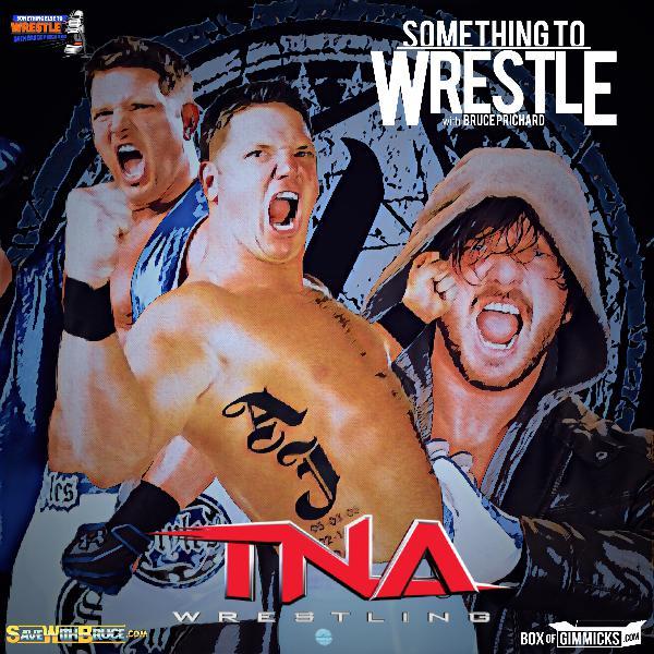 AJ Styles In TNA
