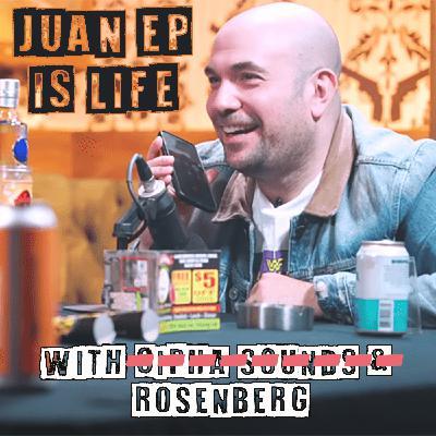 Juan Ep Is Life With... Peter Rosenberg
