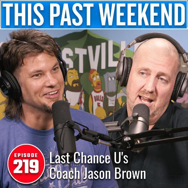 Last Chance U's Coach Jason Brown