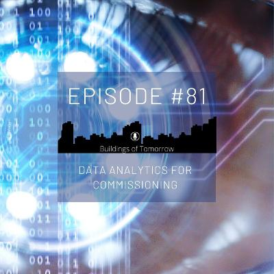 #81 Data analytics for commissioning
