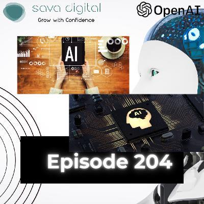 EP 204 : Reviewing OpenAI   Martech