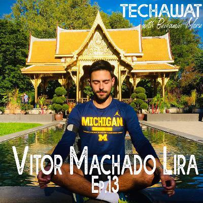 Vitor Machado Lira: The Vegan Revolution and a Plant-Powered Life