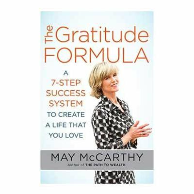 Podcast 743: The Gratitude Formula with May McCarthy