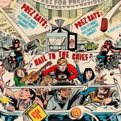 23: Política (y los cómics) will break your heart