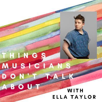 Episode 18- Ella Taylor