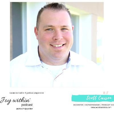 Career Motivation And Podcast Preparation with Scott Carson