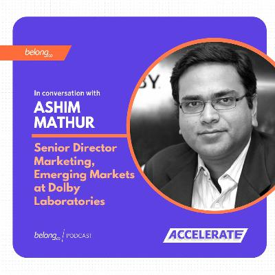 Transforming the Science of Sight and Sound into Spectacular Experiences - With Ashim Mathur