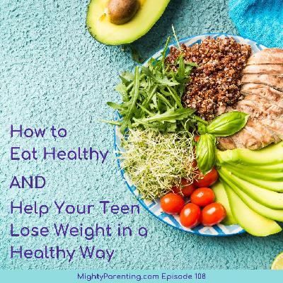 How to Eat Healthy And Help Your Teenager Lose Weight in a Healthy Way   Nagina Abdullah   Episode 108