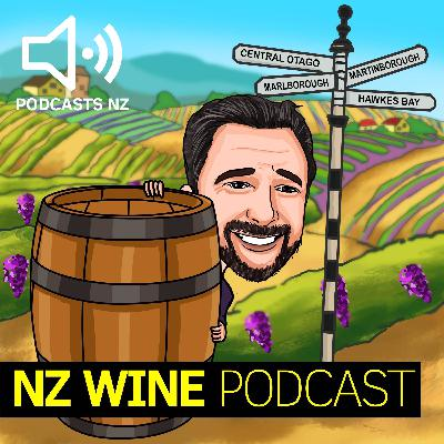 NZ Wine Podcast 43: Matt Connell Wines