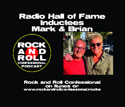 Mark & Brian, known for their Los Angeles morning radio show just got inducted into the Radio Hall of Fame