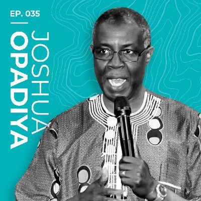 Joshua Opadiya: Who Is Your Refuge